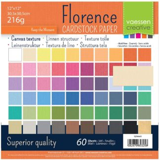 Cardstock Florence